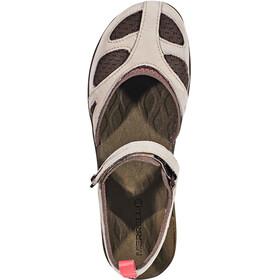 Merrell Siren Wrap Q2 Sandals Women aluminum